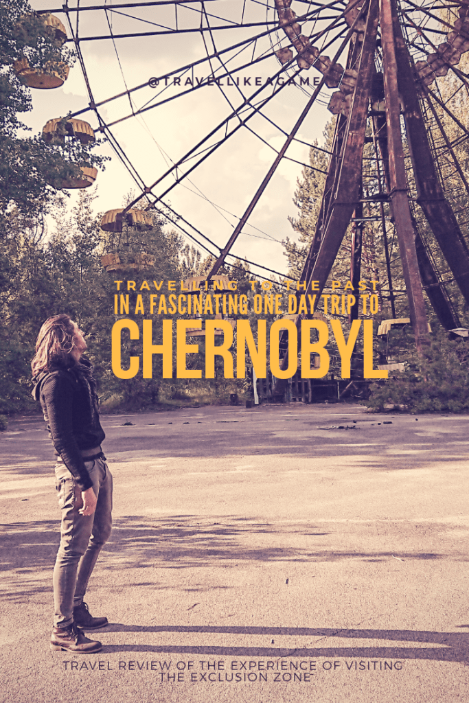 Amusement Park in Pripyat Chernobyl