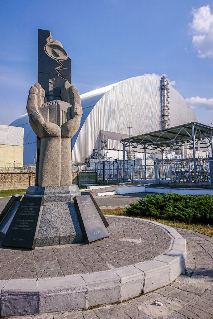 Chernobyl power plant